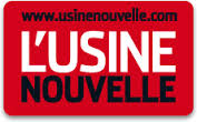 Epsilon-Research - L'Usine Nouvelle Logo