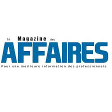 Epsilon-Research - Le Magazine des Affaires Logo
